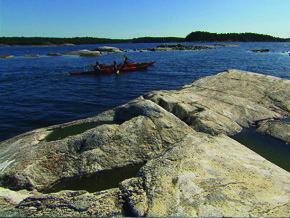 Stockholm archipel des plaisirs: Les vues du ciel