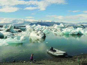 Couleurs d'Islande: Les vues du ciel