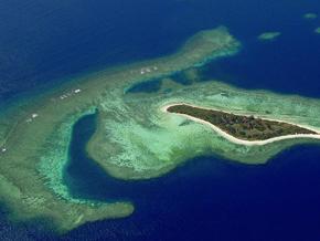 Nouvelle Calédonie vue du ciel: Les vues du ciel