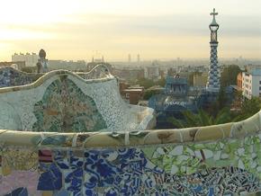 Barcelone vue du ciel: Les vues du ciel