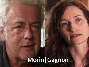 Jean-Pierre Morin et Yechel Gagnon:  À tout hasard