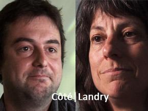 Marc-Antoine Côté et Diane Landry: À tout hasard
