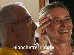 Pierre Blanchette et Lise Labrie: À tout hasard