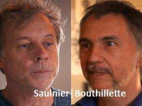 Michel Saulnier et Sylvain Brouthillette: À tout hasard