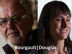 Pierre Bourgault et Lalie Douglas: À tout hasard