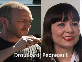 Jean-Robert Drouillard et Josée Pedneault: À tout hasard