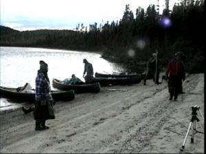 Campement automne: Innu Aitun