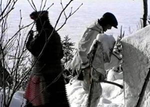 Campement hiver: Innu Aitun