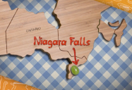 For Food Lovers (Episode 8 - Niagara Falls, ON): Kid Diners Series