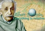 Albert Einstein: Everything is Relative