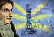 Alessandro Volta: Batteries Not Included!