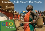 Mother of the Bonobos (Republic of the Congo) - GeoCulture Series: Teaching Kids about the World