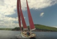 Bras d'Or Lake - The Muse, NS: Great Canadian Lakes Series