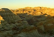 Dinosaur Provincial Park  - AB    (9/70)