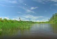 Clearwater River, Alberta / Sask.   (20/39)