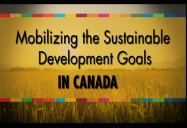 Mobilizing the Sustainable Development Goals in Canada