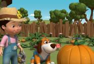 The Biggest Pumpkin: Miaomiao Series