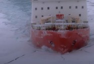 Icebreaker - Onboard with the Canadian Coast Guard: Forbidden Places Series