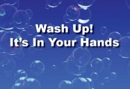 Wash Up! It's in Your Hands