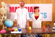 Materials and Objects: Plankton and Tube's Amazing Science Adventures Series