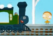 Le jour où Henri a rencontré... un train