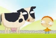 Le jour où Henri a rencontré... une vache