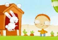 Le jour où Henri a rencontré... un lapin