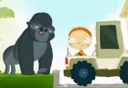 Le jour où Henri a rencontré... un gorille