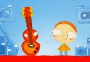 Le jour où Henri a rencontré... une guitare