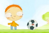Le jour où Henri a rencontré... un ballon de foot