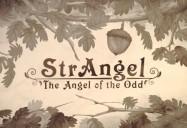 Strangel: The Angel of the Odd - Edgar Allan Poe