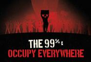 99%: Occupy Everywhere