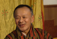 Gross National Happiness: Jigme Thinley - The Green Interview Series