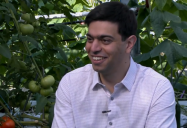 The World's First Rooftop Farm: Mohamed Hage - The Green Interview Series