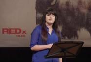 Arielle Mae Curtis: Redx Talks Series
