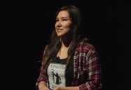 """Erica Violet Lee: """"Our Bodies and Lands are not Your Property"""" - REDx Talks Series"""