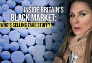 Inside Britain's Black Market: Who's Selling Fake Stuff