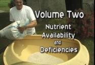 COMPLETE FERTILIZERS SERIES (Volume 2): Nutrient Availability And Deficiencies