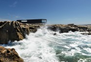 Strange and Familiar Architecture on Fogo Island