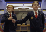 First Day Part 2 (Episode 1B): Odd Squad Series Two