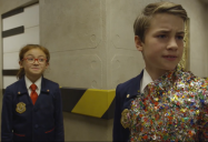 Back to the Past (Episode 2A): Odd Squad Squad Series Two