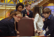 Hands on a Desk Chair (Episode 25A): Odd Squad Series Two