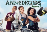 Annedroids Series Two