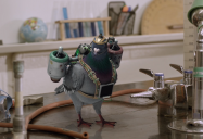 Episode 2 - Undercover Pigeon (Chemistry): Annedroids Series Two