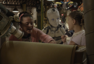 Episode 3 - Experiments in Babysitting (Animal Care): Annedroids Series Two