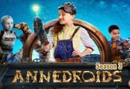 Annedroids Series Three