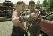 Episode 9 - Broken Parts (Car Parts): Annedroids Series Three
