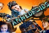 Annedroids Series Four