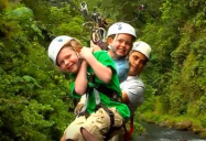 Costa Rica - Zip Line (Episode 29): Are We There Yet? (Season 1)