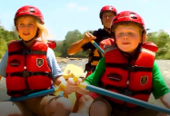 Costa Rica - Rafting (Episode 30): Are We There Yet? (Season 1)